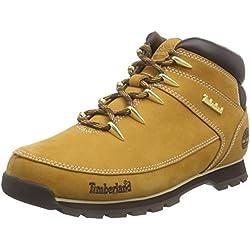 Timberland Euro Sprint Hiker, Bottes Chukka homme, Braun (Wheat), 41