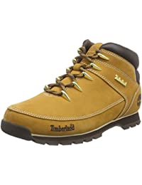 Timberland Euro Sprint_Euro Sprint_Euro Sprint Hiker, Zapatillas de Estar por Casa para Hombre, Marrón