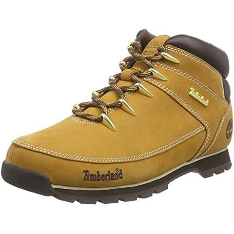 Timberland Euro Sprint_euro Sprint_euro Sprint Hiker - botas de caña baja con forro cálido y botines