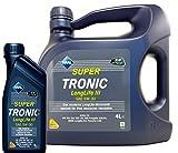 Aral Super Tronic Longlife III 5W-30 Motorenöl, 5 Liter (4L +1L)