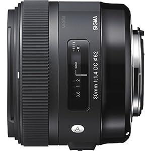 Sigma-30mm-f14-DC-HSM-Objektiv-Filtergewinde-62mm