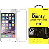 Dainty Tempered Glass Screen Guard for Apple iphone 6 (4.7 inch)