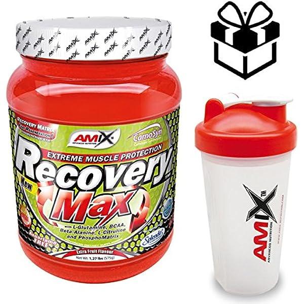 Amix Recovery Max - 575 gr + batidor Amix regalo: Amazon.es ...