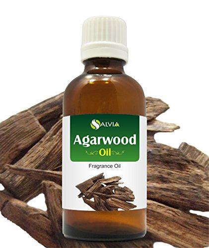 Agarwood (Aloes Wood or OOD) Natürliches reines unverdünntes ungeschliffenes Trägeröl -