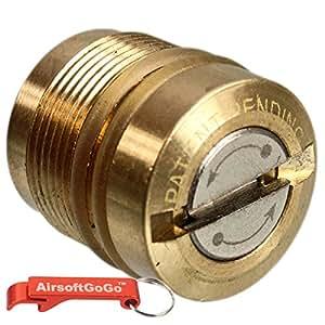 APS CO2 Chargeur Base pour ACP601 ACP 606 GBB Pistol - Porte-clés Inclus