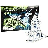 Geomag 332 Kids Panels Glow - Juego magnético de 76 piezas [Importado de Alemania]