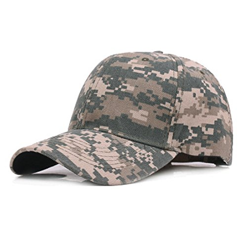 iTemer Unisex Baseball Cap Camouflage Hat Outdoor Mountaineering Hat Travel  Sun Hat Suitable for Spring and 597c0b2e8d1