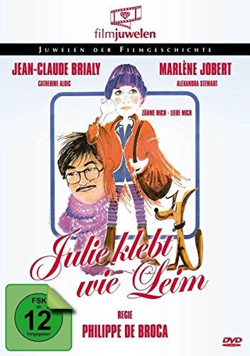 Bild von Julie klebt wie Leim - Zähme mich, liebe mich (Filmjuwelen)