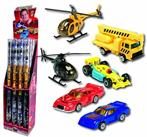 Dickie-Spielzeug - Playset para Coches de Juguete