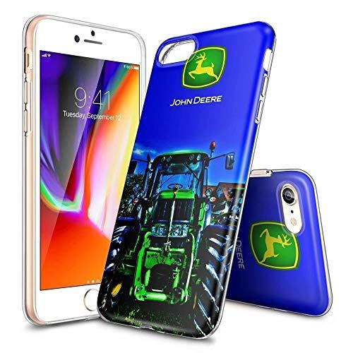 BAI JING Handyhülle für iPhone 5/5s/SE, Ultra Slim Clear TPU, Stoßfest und Kratzfest - KUNDENGERECHTE Muster [BJDE201905143]