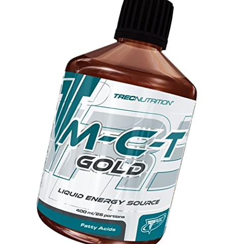 MCT Oil 400ml - Liquid Energy Source - Orginal