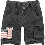 Brandit Urban Legend Shorts stars+stripes noir L