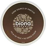 Biona Mantequilla De Maní Orgánico 1Kg Suave (Paquete de 2)