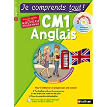 Anglais CM1 - cours + exercices + audio - Je comprends tout - conforme au programme de CM1