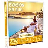 SMARTBOX - Coffret Cadeau - EVASION EN DUO - 3765 activités : séjour, séance bien-être, gastronomie ou aventure