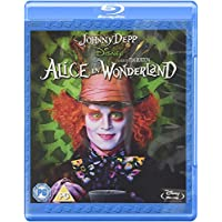 ALICE IN W'LAND (TBUTON) BD MAGICAL GIFT