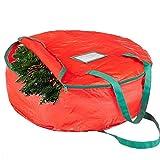 Runde Weihnachtsbaum-Aufbewahrungstasche oder aufblasbare Aufbewahrungstasche, übergroße wasserdichte platzsparende Wäschesack-Stuhl-Kissen-Geschenk-Sortierungs-Tasche reißfeste Reißverschluss-Tasche