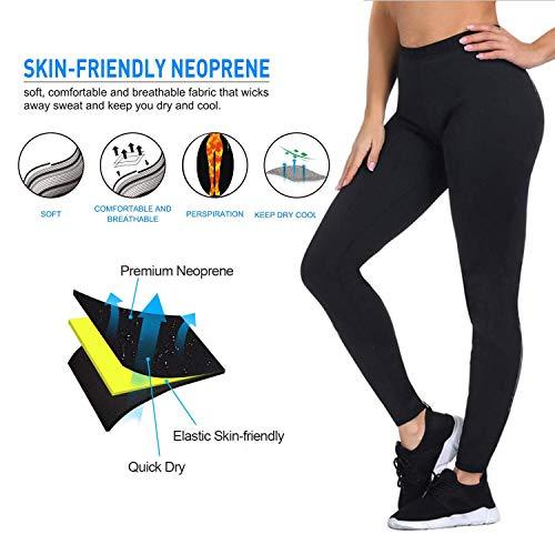 Zoom IMG-1 nheima pantaloni dimagrante donna sportive