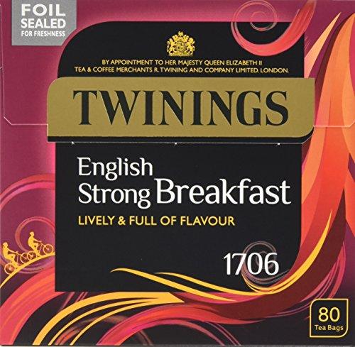 A photograph of Twinings English Breakfast