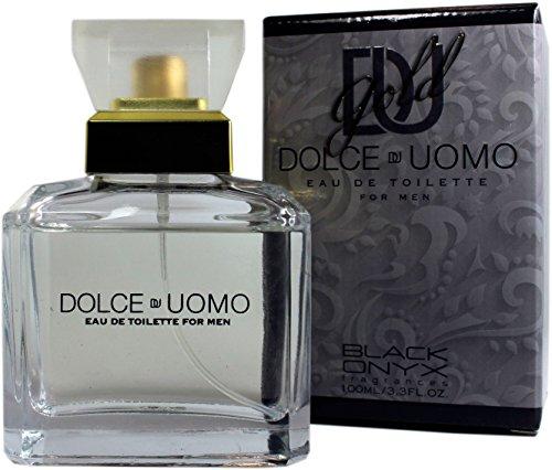 Dolce Uomo Herren Parfüm 100ml-Flasche Luxus. Ein Klassiker für Ihre Haut.