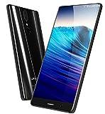 UMIDIGI Crystal - Borderless 5,5 Zoll FHD Bildschirm Android 7.0 Smartphone, Corning Gorilla Glas 4, 1,5 GHz Quad Core 4GB RAM 64GB, Dual-Objektiv Hintere Kamera 5MP + 13MP,