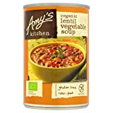 Amy's Kitchen Vegetarische Linsensuppe 411 g (6 Packungen)