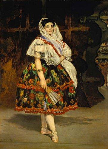 Art Print / Poster: Edouard Manet