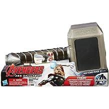 Marvel Avengers - Martillo electrónico, diseño Thor (Hasbro B1306EU4)