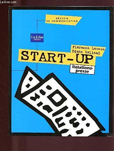 Start-up : relations presse