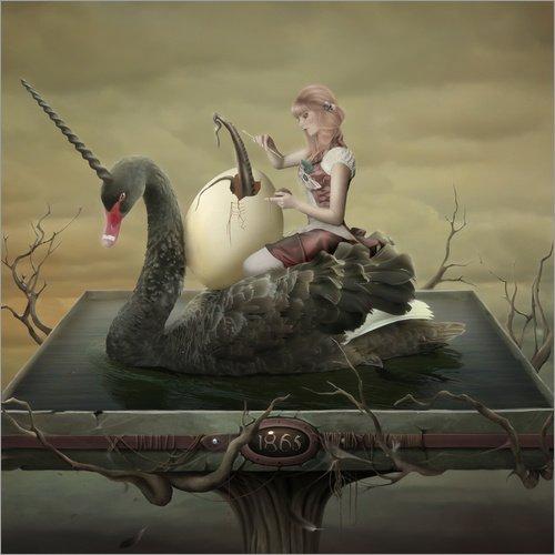 Posterlounge Bild Unveiled Creatures – Ana Cruz