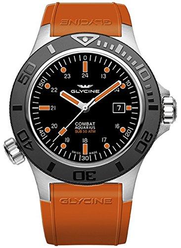 Glycine Combat Aquarius orologi uomo GL0040