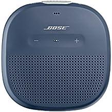 Bose® SoundLink® Micro - Altavoz con Bluetooth, color Midnight Blue