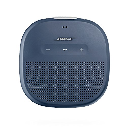Bose® SoundLink® Micro - Altavoz con Bluetooth, color Midnight Blue