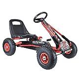 Oypla Childrens PEDAL go KART pedal GO cart GO-KART 3-8yrs PEDAL car KIDS