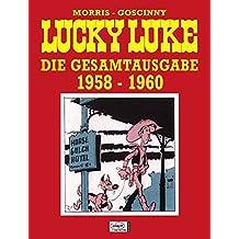 Lucky Luke Gesamtausgabe 03: 1958 bis 1960