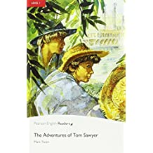 Level 1: The Adventures of Tom Sawyer Book & CD Pack (Penguin Readers: Level 1)