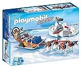 PLAYMOBIL 9057 Action - Explorateur avec chiens de traîneau