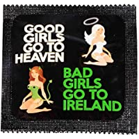 Irish Condom Good Girls Go To Heaven Bad Girls Go To Ireland preisvergleich bei billige-tabletten.eu