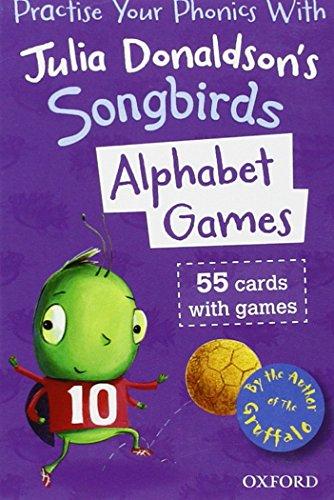 Oxford Reading Tree Songbirds: Alphabet Games Flashcards (Alphabet Tree)