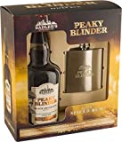 Peaky Blinder Rum Gift Set with Hip Flask, 70 cl