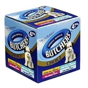 Butchers Dog Choice Multipack Dog Food 150G X24