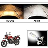 #6: Vheelocityin Slim LED High Low Beam H4 Motorcycle Bulb/ Scooter Bulb