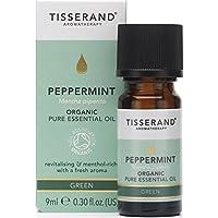Tisserand Aromatherapy Organic Peppermint Essential Oil, 1er Pack (1 x 9 g) preisvergleich bei billige-tabletten.eu