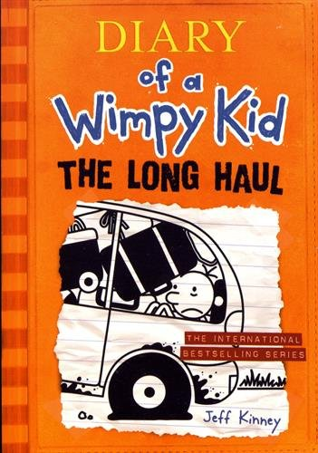 Diary of a Wimpy Kid 09. The  Long Haul
