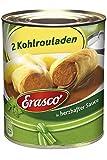 Erasco Kohlrouladen in herzhafter Sauce