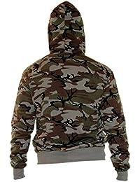 Waooh - Veste De Jogging Camouflage Lakov