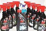 Auto Pflege - POWER SET- 10 Flaschen Aussen - und Innenreinigung a 500 ml - Auto, Motorrad, Gartenmöbel, Wohnwagen etc. Grundpreis je Liter = 6,09€