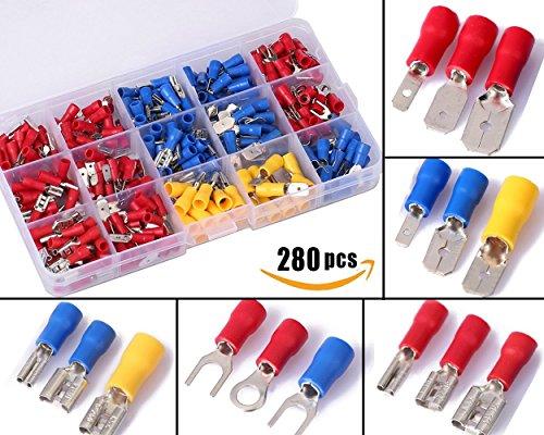 280pcs-connettori-elettrici-geepro-misto-assortiti-lug-kit-isolato-spade-wire-connettore-crimp-termi