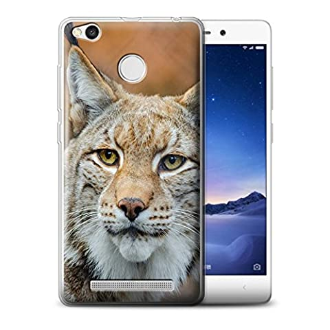 Stuff4 MR-Phone Case/Cover/Skin/redmi3 x -gc/North America Animals Collection Lynx/Bobcat (Bobcat Lynx)