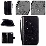 Nutbro Galaxy S7392 Flip Case,Galaxy S7392 Case Fashion Embossed Painted Pattern...